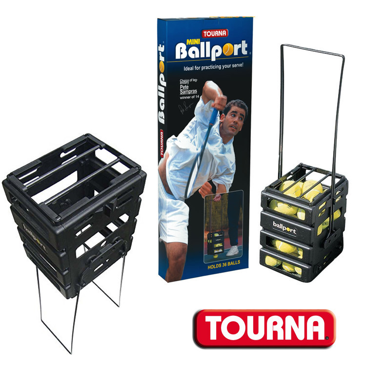 Tourna Sampras Ballport Mini 36 Balls