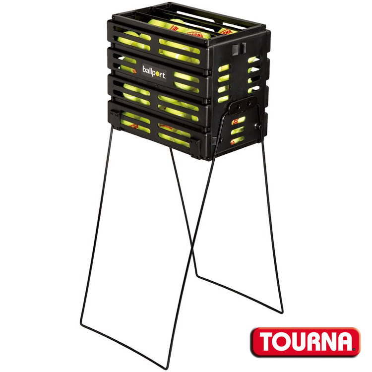 Tourna Sampras Ballport 80 Balls
